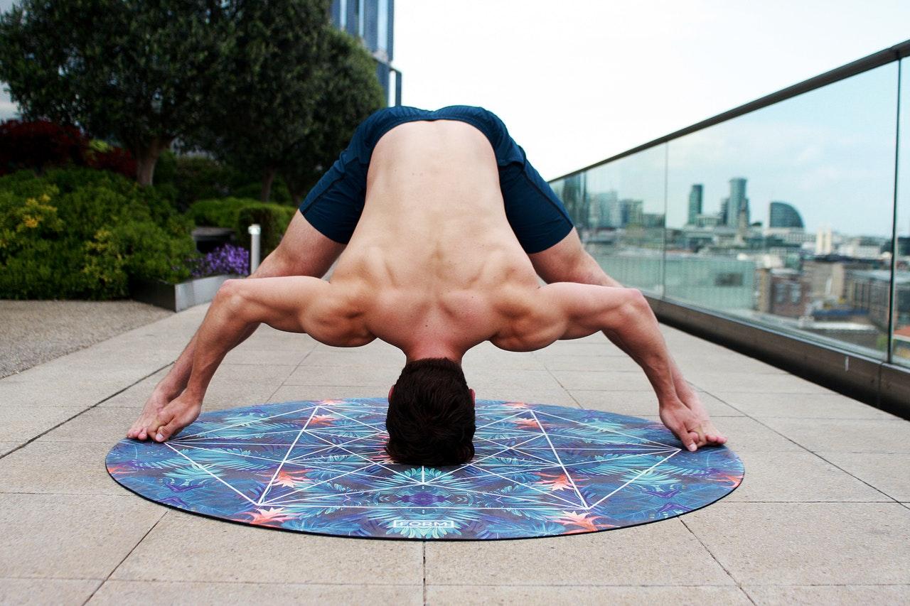Rücken-Yoga